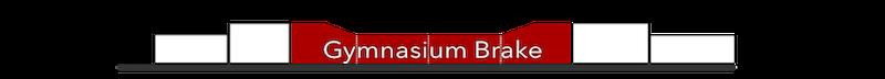 Gymnasium Brake Logo